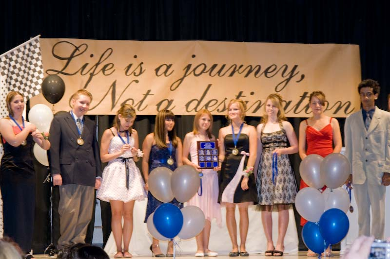 09 Scholastic Award Recipients