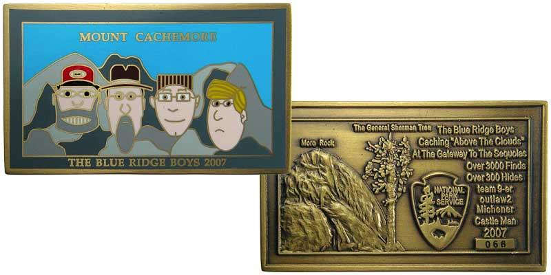 Blue Ridge Boys (Gold)
