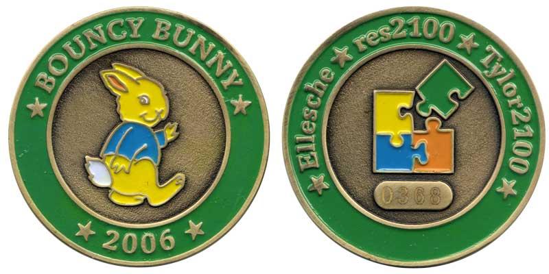 Bouncy Bunny 2006