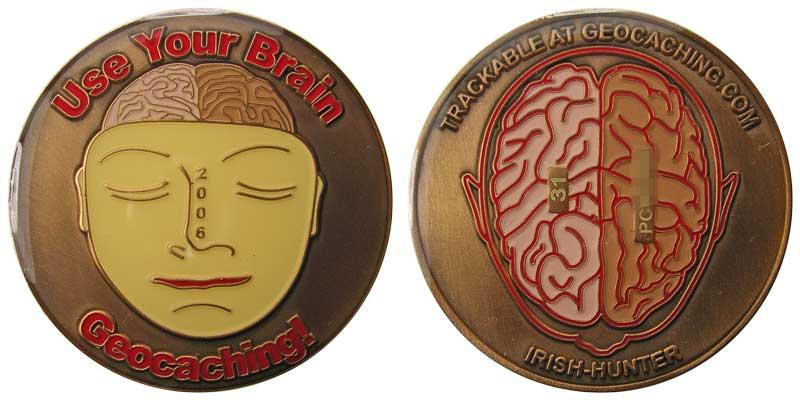 Brain (Bronze)