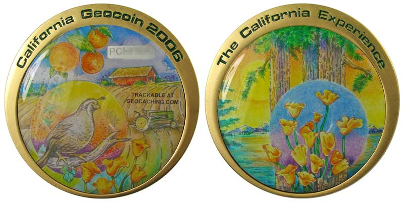 California 2006 (Gold)