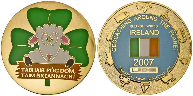 Ellandel - Ireland (Gold)