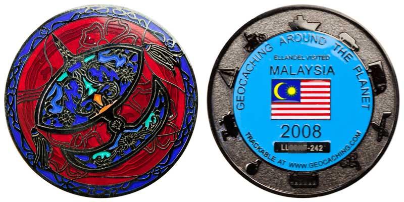 Ellandel - Malaysia (Black)