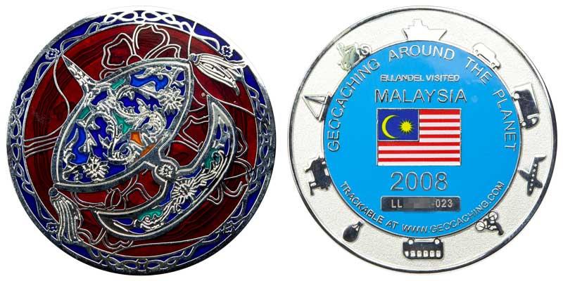 Ellandel - Malaysia (Nickel)