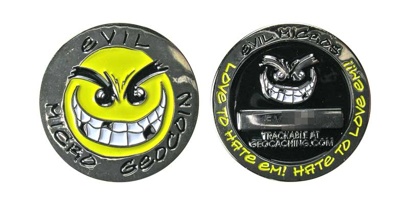 Evil Micro (Nickel)