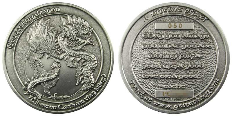 GeocachingDragon (Silver)