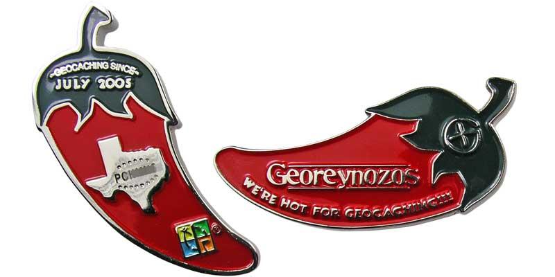 Georeynozos - Red (Silver)