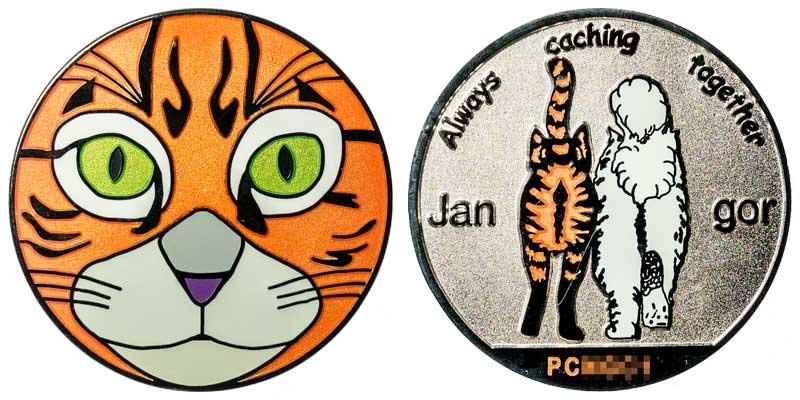 Jangor's Kitties (Orange)