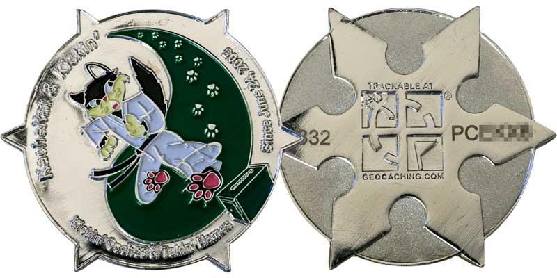 KacheKat & Kickin' (Shiny Silver)