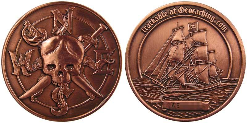 Pirate Treasure (Copper)