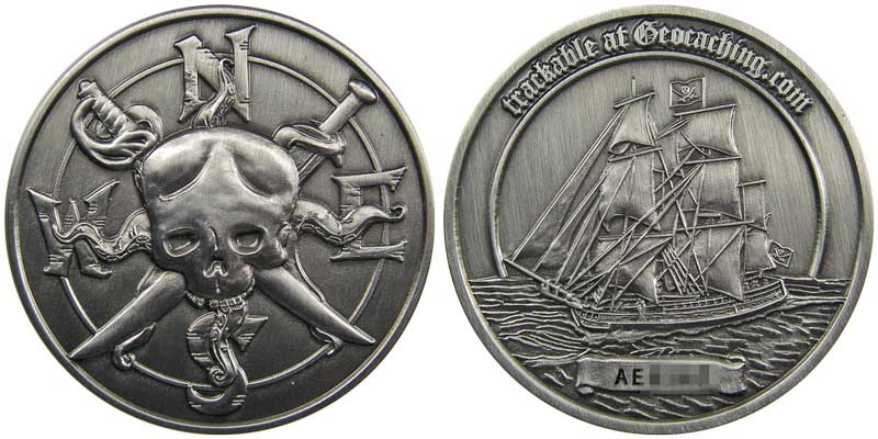 Pirate Treasure (Silver)