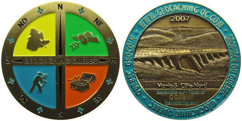 Quebec 2007 (Gold)