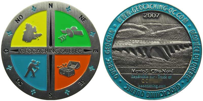 Quebec 2007 (Silver)