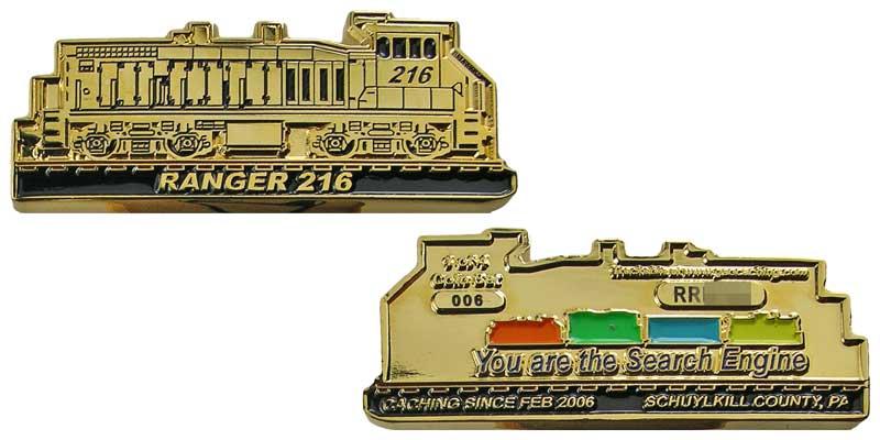 Ranger216 Trainset #G1