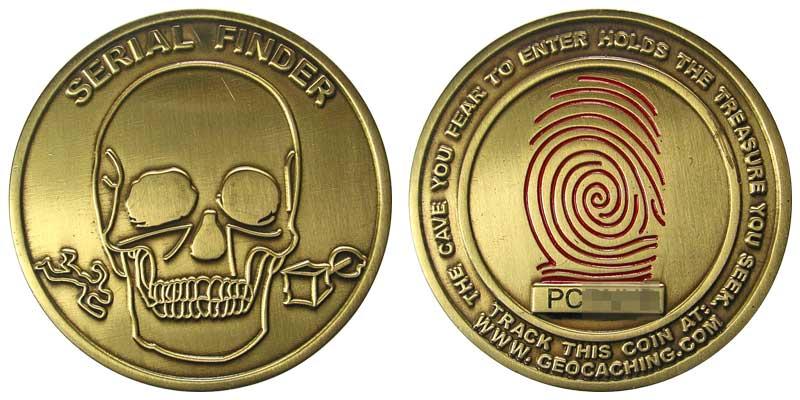 Serial Finder (Bronze)