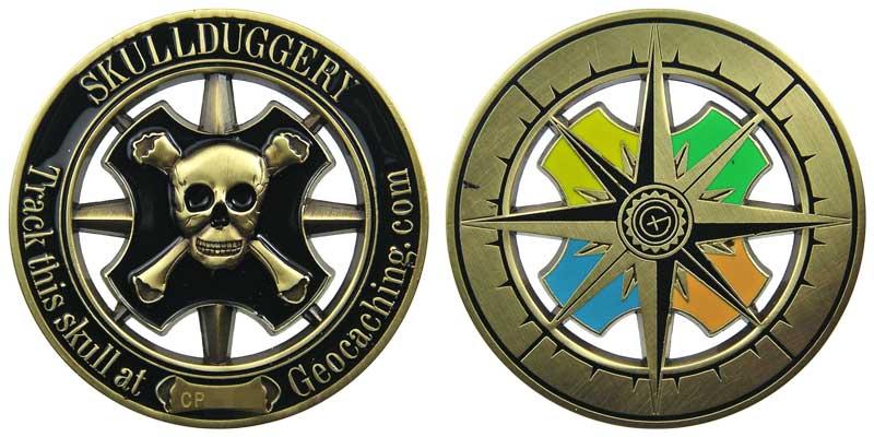 Skullduggery (Ant.Gold)