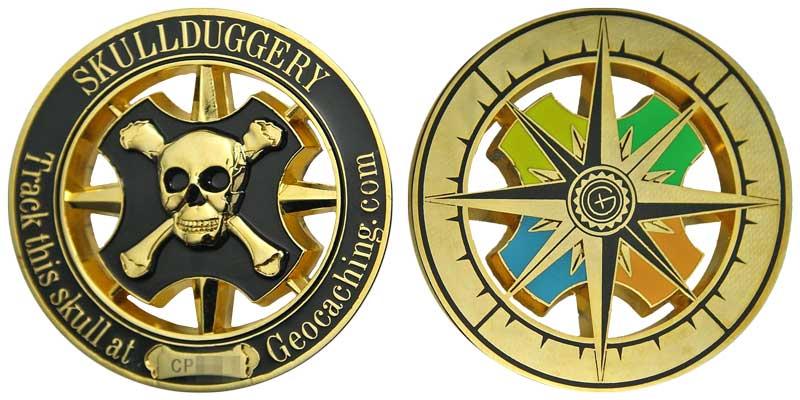 Skullduggery (Gold)