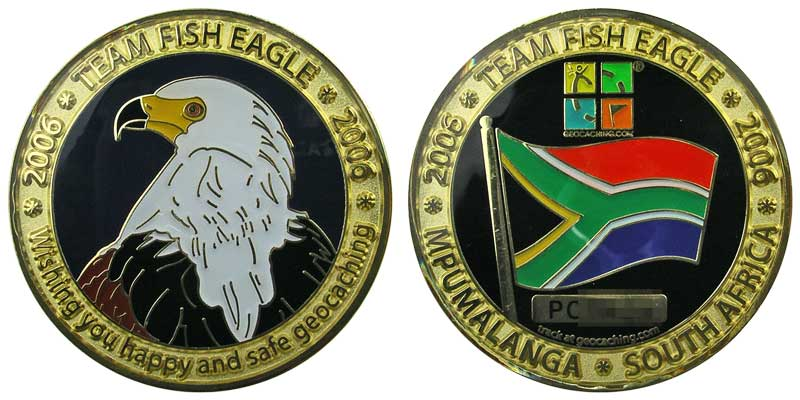 Team Fish Eagle (Bronze)