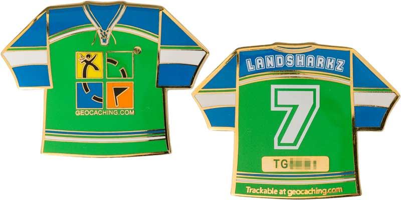Team Geocache - Landsharkz Third