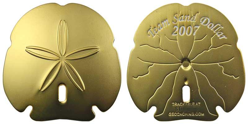 Team Sand Dollar 2007 (Gold)