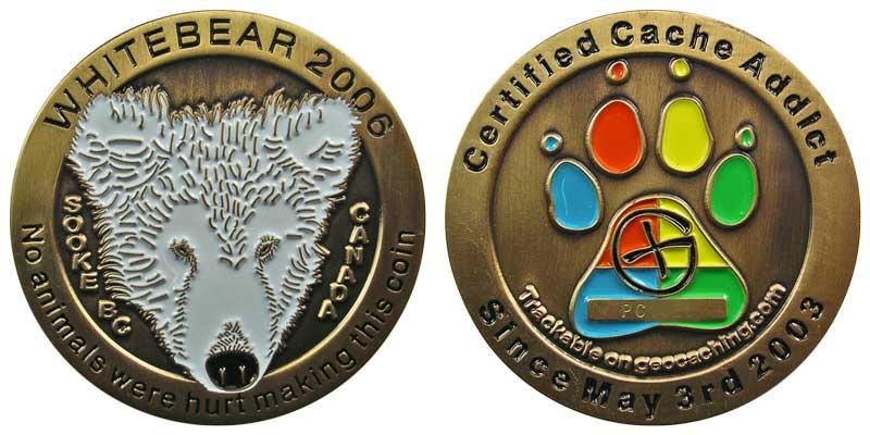 Whitebear 2006 (Gold)