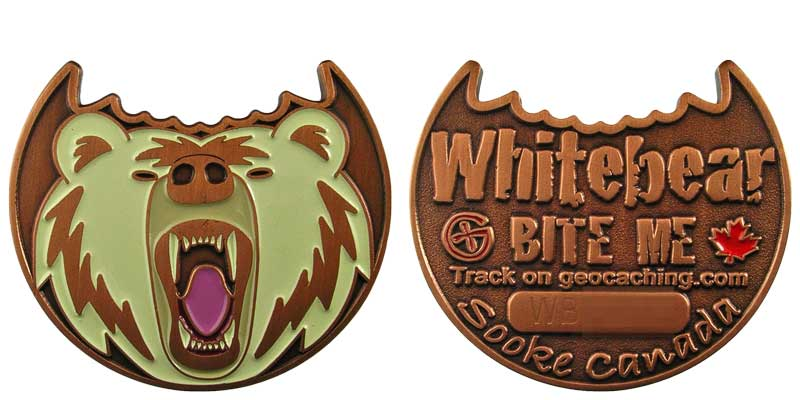 Whitebear BITE ME (Copper)