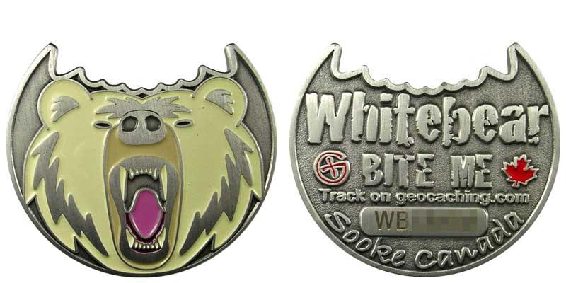 Whitebear BITE ME (Silver)