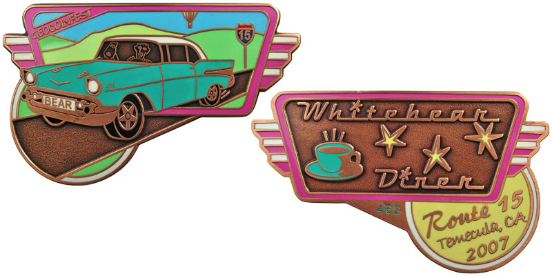 Whitebear Diner (Copper)