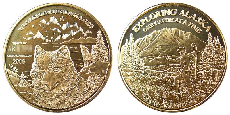 Alaska 2006 (Bronze)