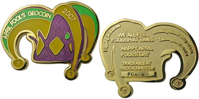 April Fool's 2007 (Gold)