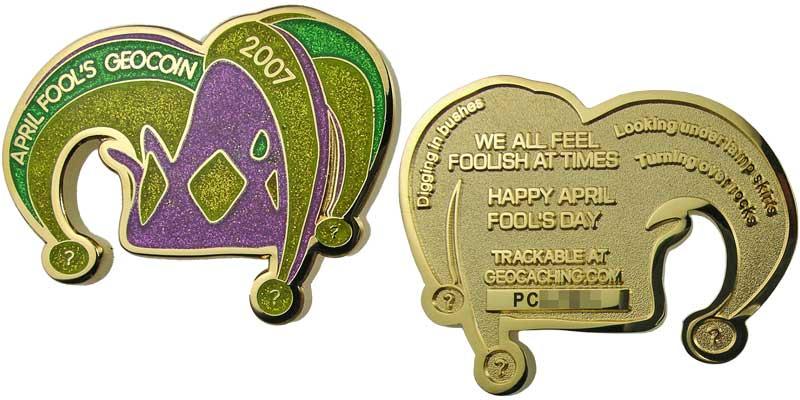 April Fool's 2007 (Glitter)