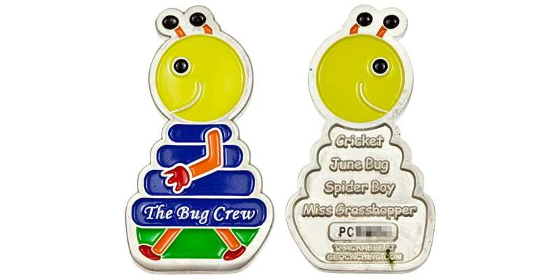 Bug Crew (Nickel)