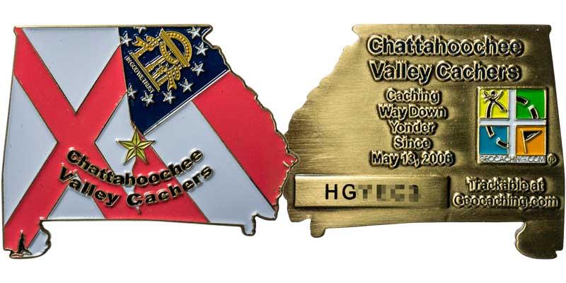 Chattahoochee Valley Cachers (Gold)