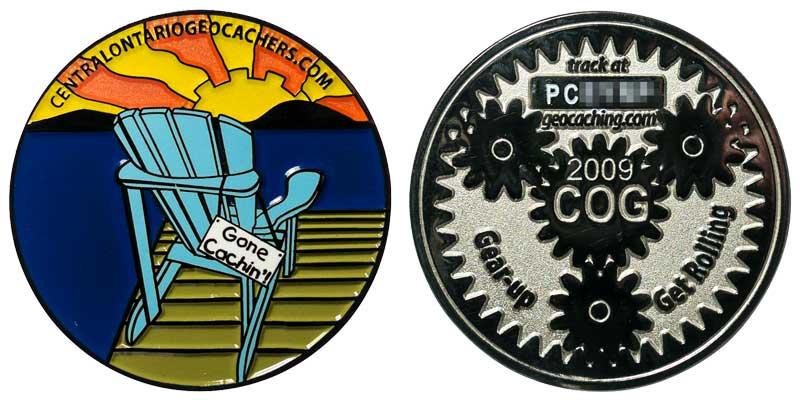 COG 2009 (Blue Chair)