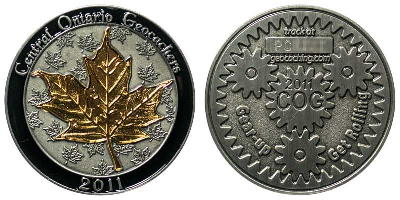 COG 2011 (Gold Leaf)