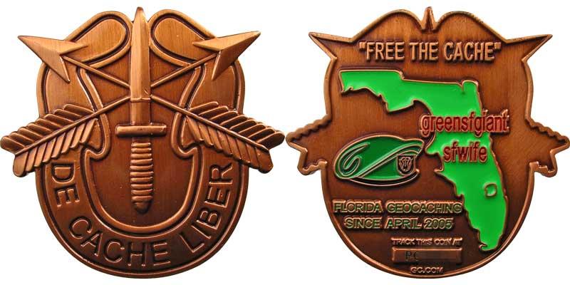 Free The Cache (Copper)