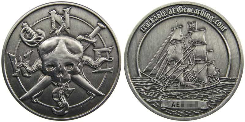 Pirate Treasure (Silver)