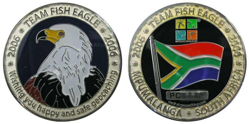 Team Fish Eagle (Silver)