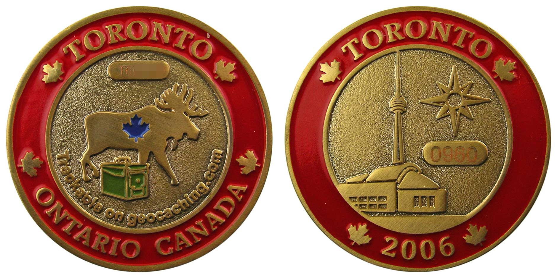 Toronto 2006 (Gold)