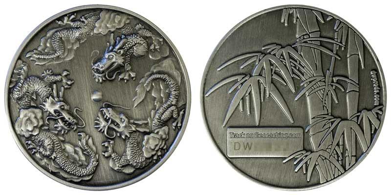 Triple Dragon (Silver)
