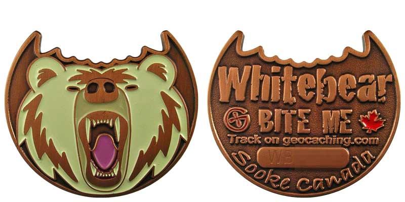Whitebear BITE ME (Copper)